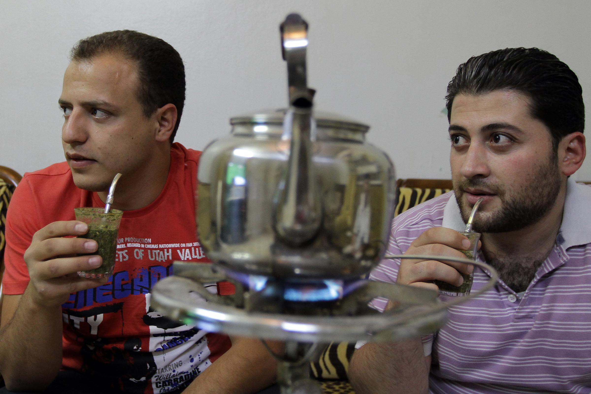 MATE.TEA.SYRIA