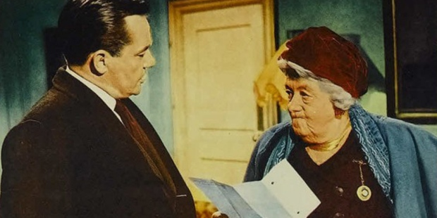 MISS MARPLE,MARGARET RUTHERFORD