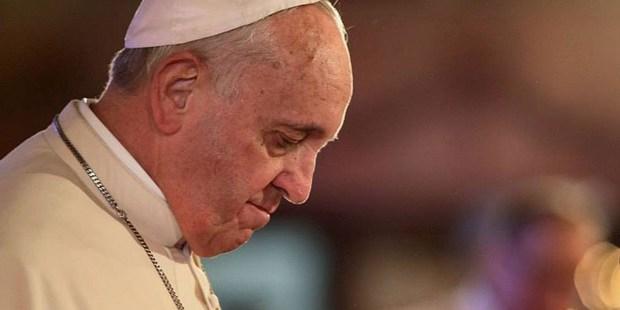 POPE FRANCIS,PRAYER