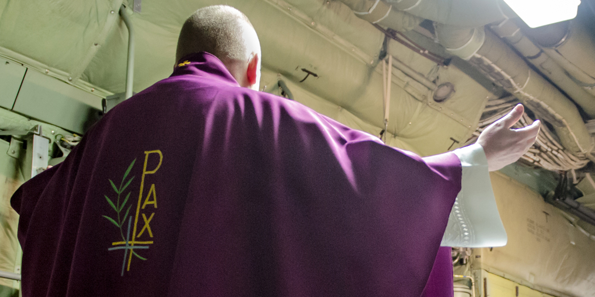 Why Do Some Priests Wear Violet At Funerals While Others Wear White Or Black