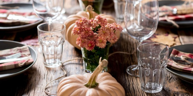 TABLESCAPE,THANKSGIVING