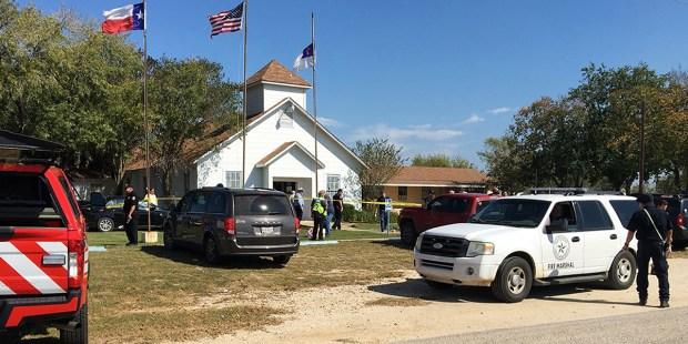 TEXAS,CHURCH,SHOOTING