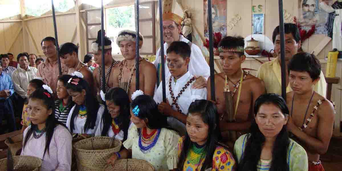 BISHOP RAFAEL COB,AMAZON