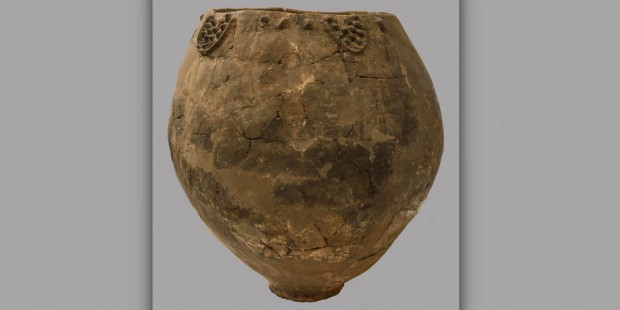 ANCIENT WINE VESSEL