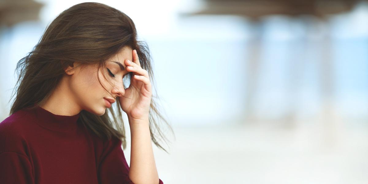 WOMAN,STRESS