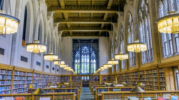 YALE,LIBRARY