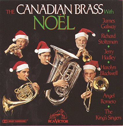 THE CANADIAN BRASS NOEL