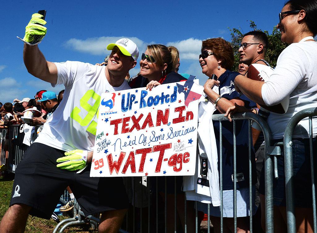 JJ WATT,NFL