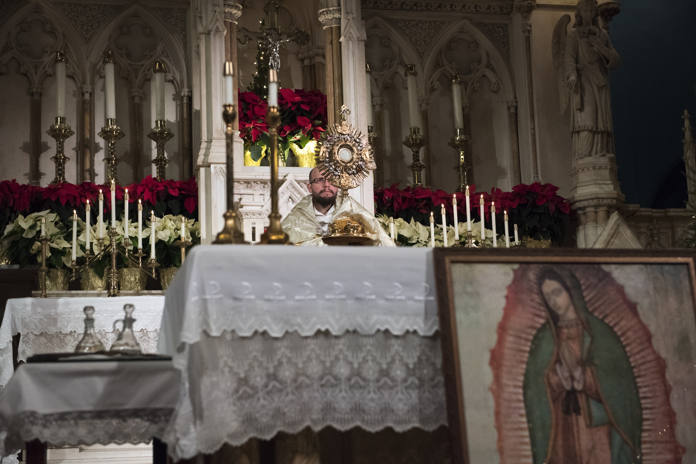 HOLY INNOCENTS,NEW YORK