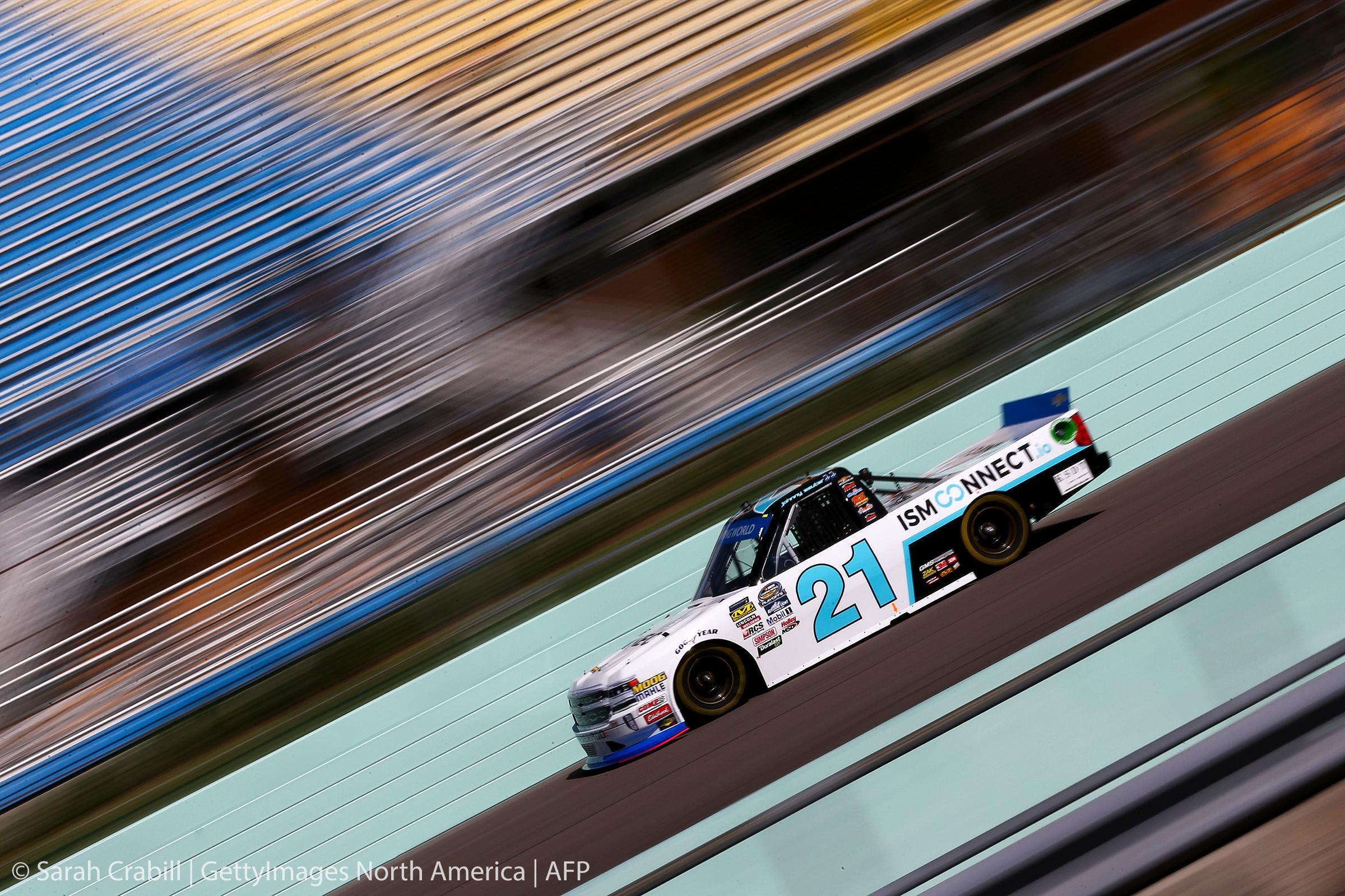 JOHNNY SAUTER,21,NASCAR