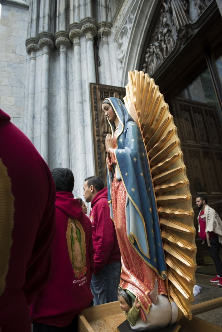 OUR LADY OF GUADALUPE,NEW YORK