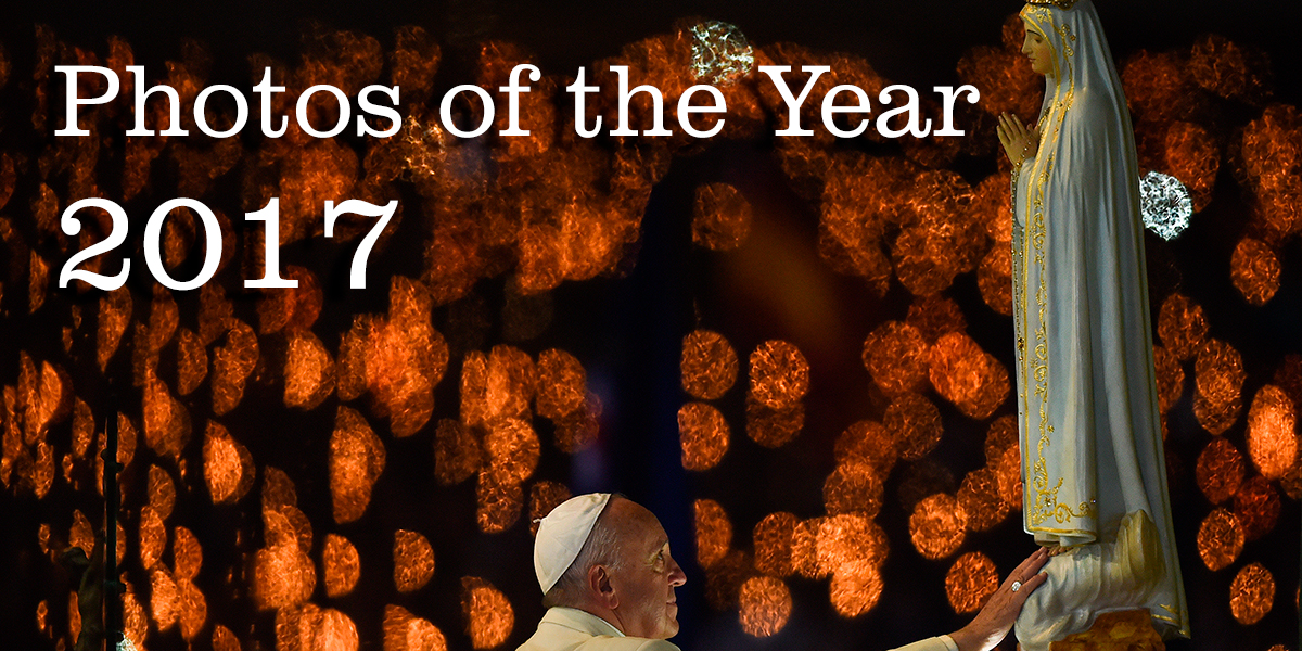OUR LADY OF FATIMA;POPE FRANCIS