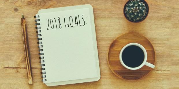 2018 GOALS,NOTEBOOK