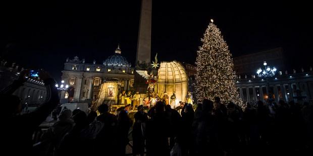 CHRISTMAS,VATICAN