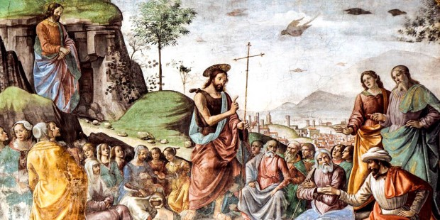 JOHN THE BAPTIST,JESUS