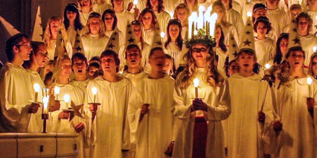 ST LUCY DAY
