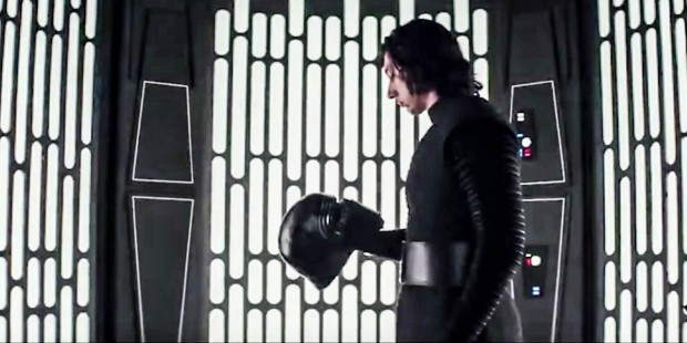 KYLO REN,STAR WARS