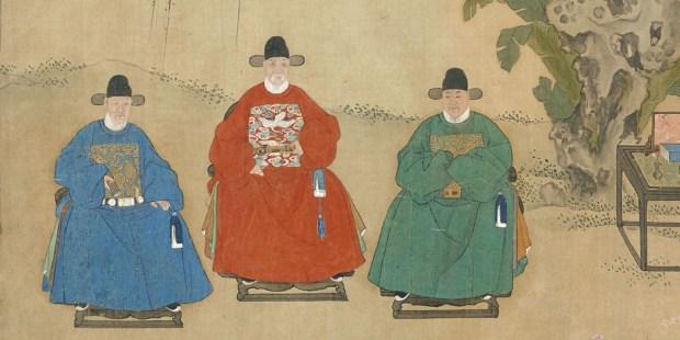 THREE,PILLARS,CHINA