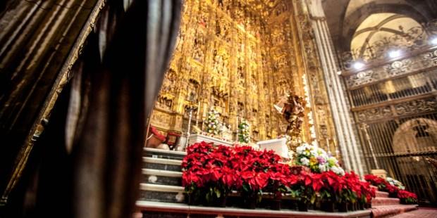 CHRISTMAS ALTER
