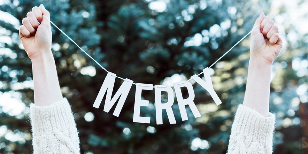 Merry Sign