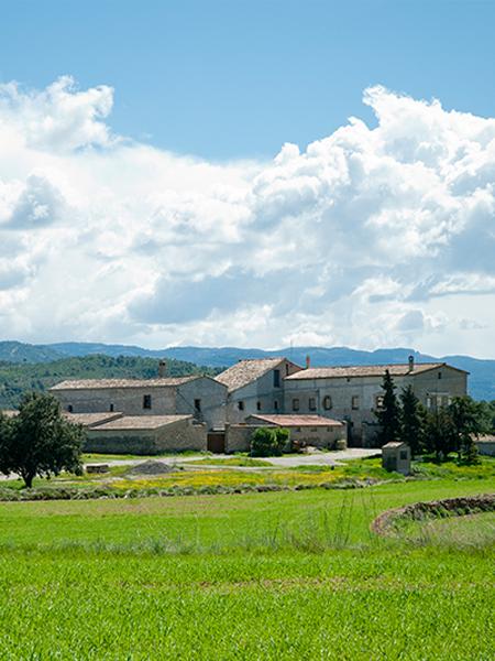 FARM HOUSE OF LES MARCETES