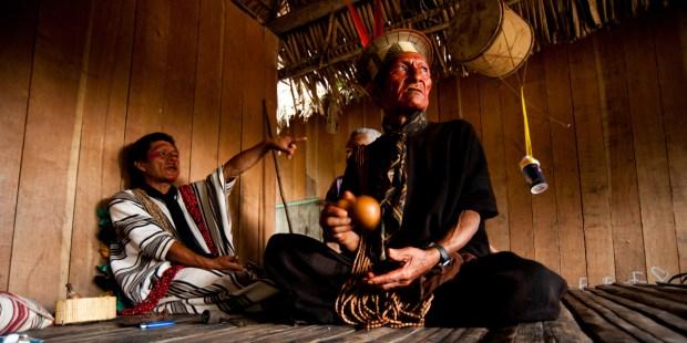 ASHANIKA PEOPLE,PERU