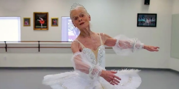 Elder Ballerina