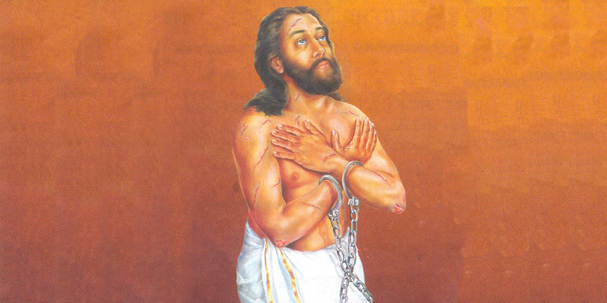BLESSED DEVASAHAYAM PILLAI