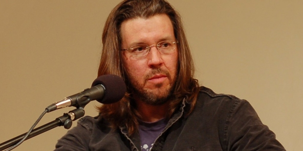 DAVID FOSTER WALLACE,NOVELIST