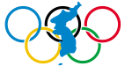 KOREAN UNIFIED FLAG