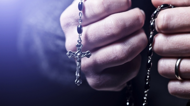 ROSARY HANDS