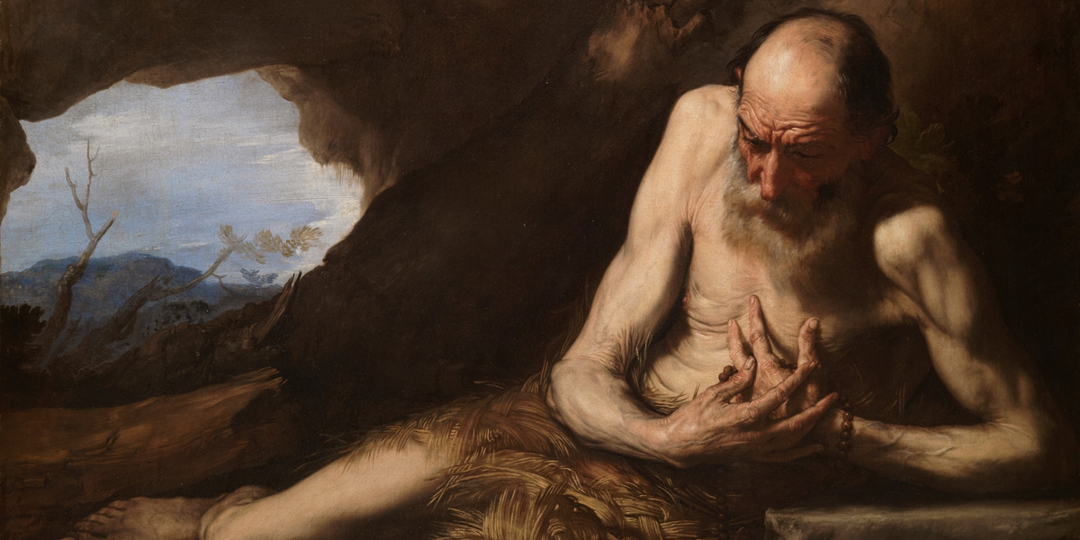 ST PAUL THE HERMIT,THEBES