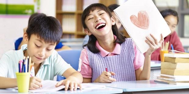 HAPPY,STUDENT,SCHOOL