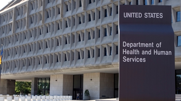 US Department of Health and Human Services building