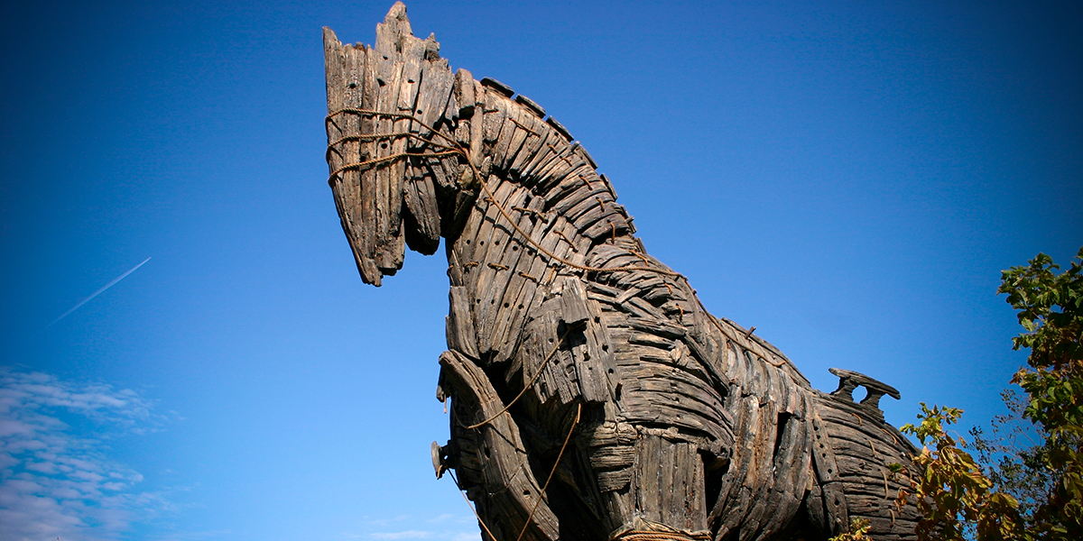 The Trojan Horse Might Not Be What You Think It Was