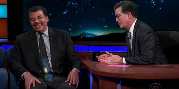 TYSON AND COLBERT