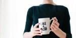 WOMAN,COFFEE,MUG,LIKE A BOSS