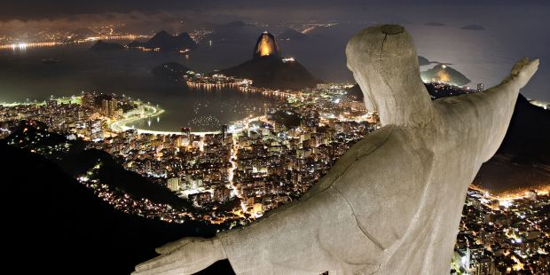 CHRIST THE REDEEMER,BRAZIL