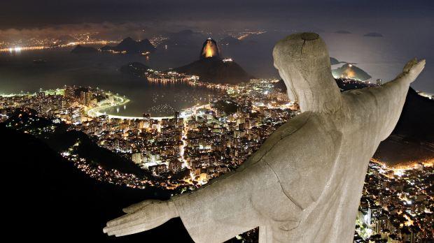 CHRIST THE REDEEMER,BRAZIL