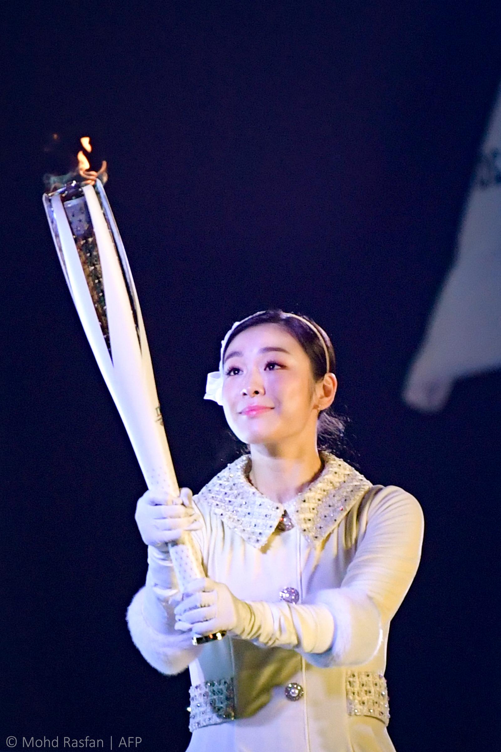 YU NA KIM,OLYMPICS
