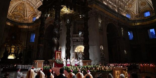 PRESENTATION,POPE FRANCIS