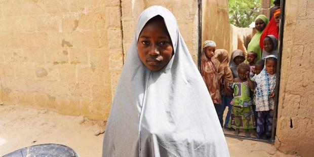 NIGERIA SCHOOL Girl