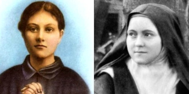 SAINT THERESE OF LISIEUX BLESSED CECILLA EUSEPI,