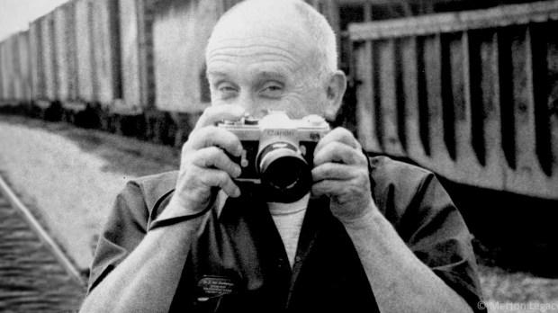 THOMAS MERTON,PHOTOGRAPHER
