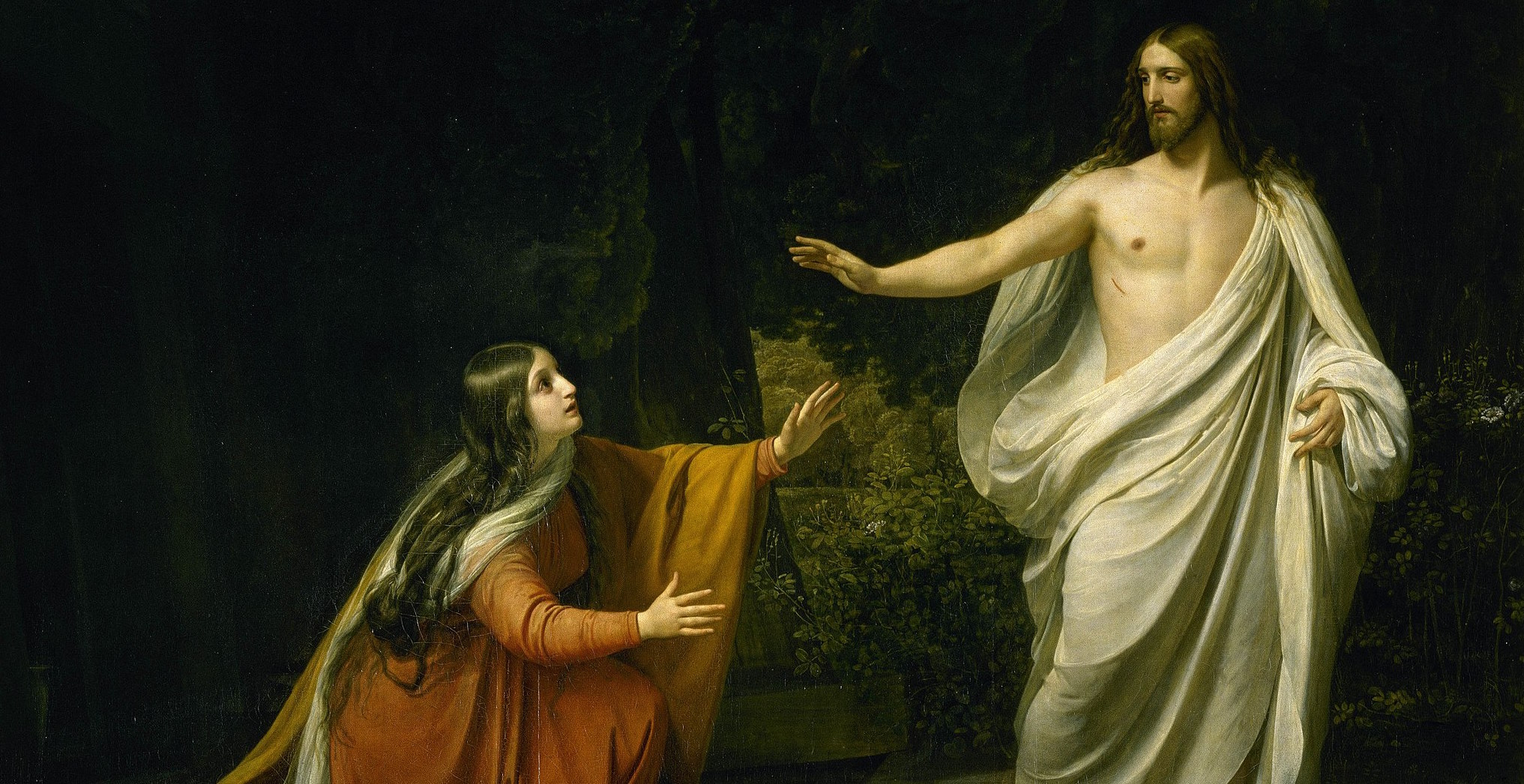 MARY MAGDALENE,JESUS