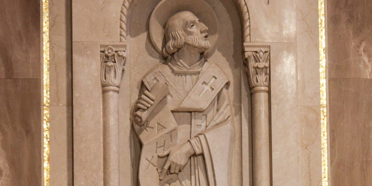 CYRIL OF JERUSALEM;