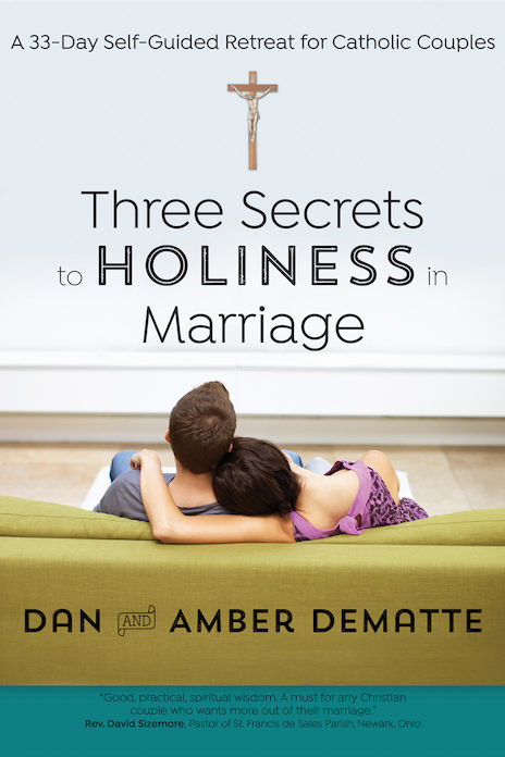 3 SECRETS TO HOLINESS IN MARRIAGE