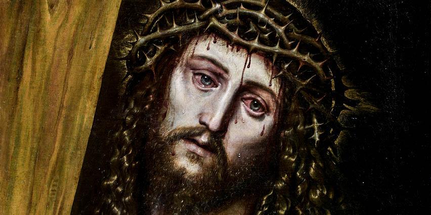 JESUS,CROWN OF THORNS