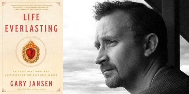 GARY JANSEN,LIFE EVERLASTING,BOOK