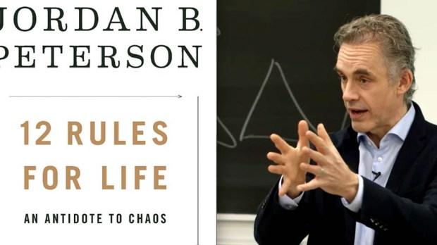 JORDAN PETERSON,12 RULES FOR LIFE